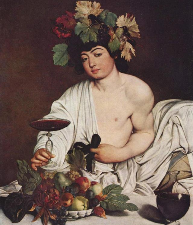 Принесение в жертву Исаака, Микеланджело Караваджо