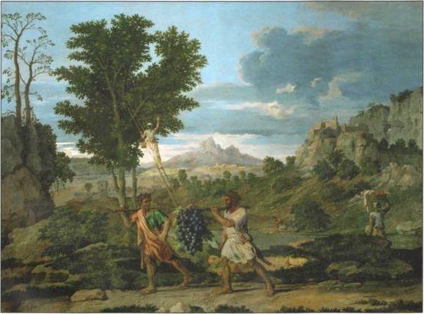 Молитва перед обедом, Шарден, 1740-е
