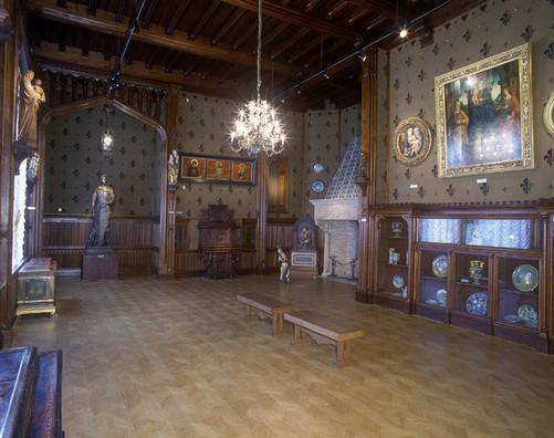 Национальный музей искусств имени Богдана и Варвары Ханенко, Украина, Киев