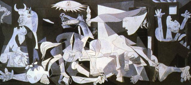Пабло Пикассо: картины и биография