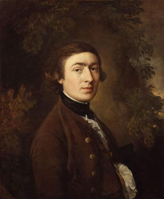 Портрет полковника Бенестра Тарлтона, Рейнолдс, 1782