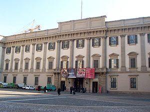 Палаццо Реале, Милан, Италия