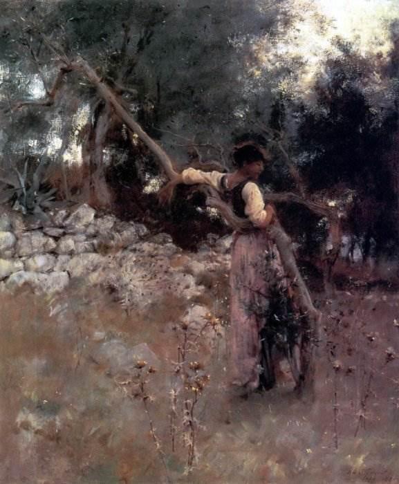 Джон Сингер Сарджент — биография и картины