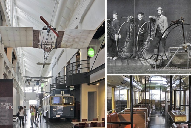 Музей Ленина в Финляндии, Тампере