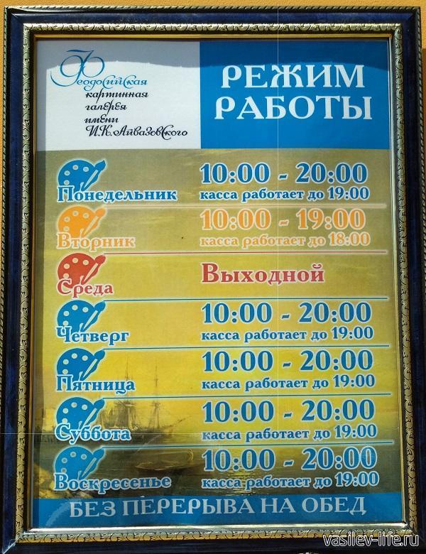 Национальная картинная галерея имени Айвазовского, Украина, Феодосия