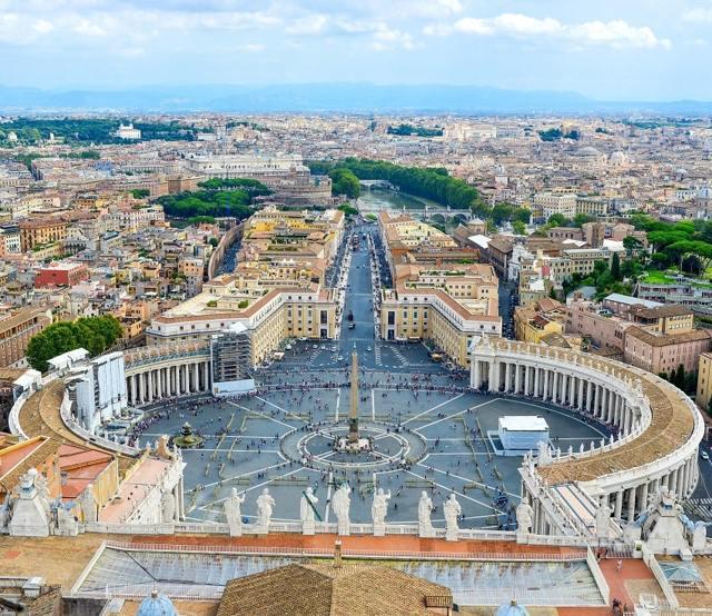 Базилика (Собор) Святого Петра, Ватикан, Фото, ВидеоОбзор, Описание