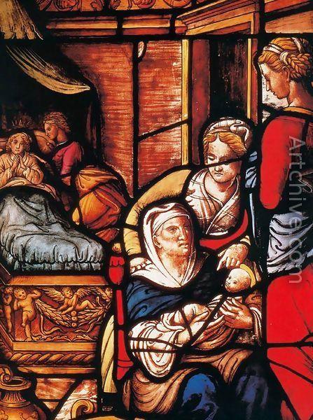 «Лето», Джузеппе Арчимбольдо — описание картины