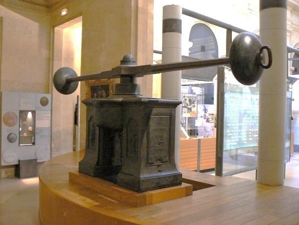 Музей Парижского Монетного двора, Франция