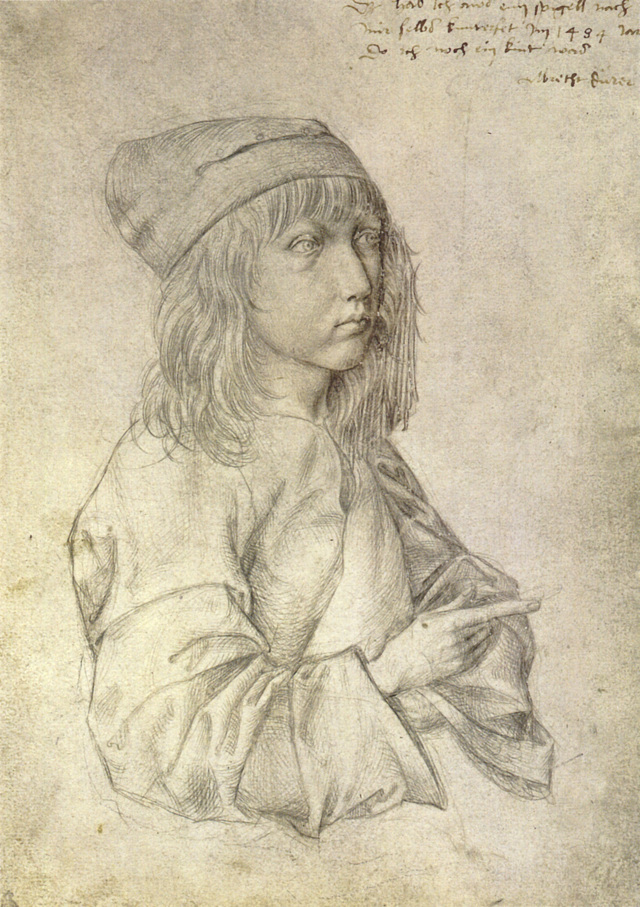 Альбрехт Дюрер - биография и картины художника