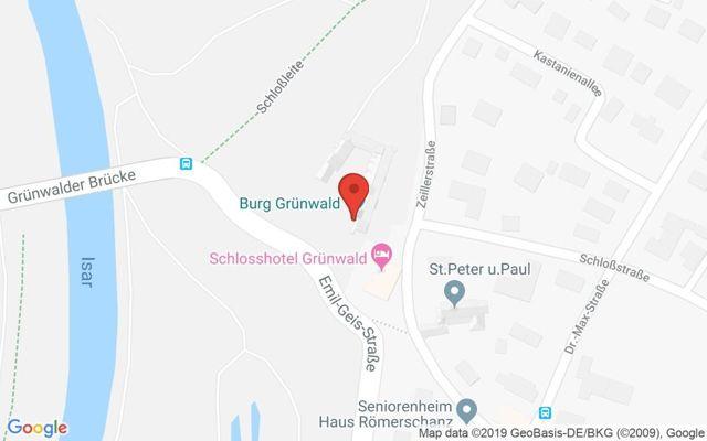 Грюнвальд, Мюнхен - описание