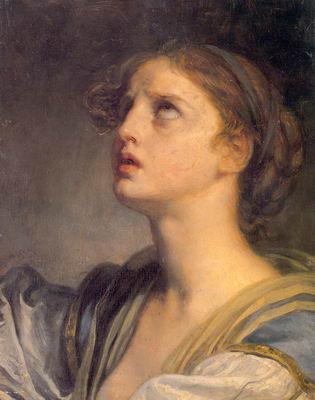 Парный портрет - Жан-Батист де Шампень и Никола де Платт » Музеи мира и картины известных художников
