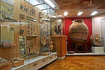 Национальный музей истории Украины, Киев