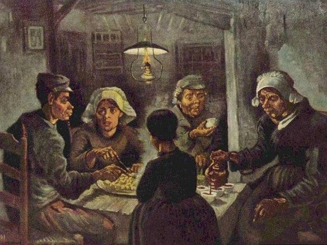Описание Картин Ван Гога, Краткая Биография Художника