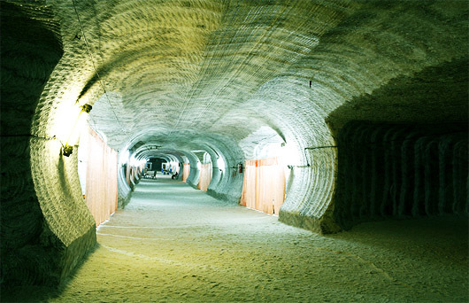 Музей соляной промышленности, Украина, Соледар