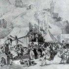 Последний кабак у заставы, В. Г. Перов, 1868