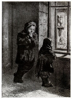«Встреча иконы», Константин Аполлонович Савицкий — описание картины