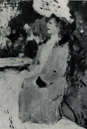 Домик таможенника в Варанжевилле, Клод Моне, 1882
