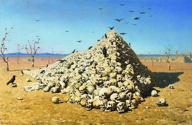 «Самарканд», Василий Васильевич Верещагин — описание картины