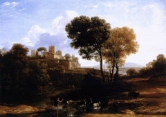 «Четыре времени суток», Уильям Хогарт — описание картины