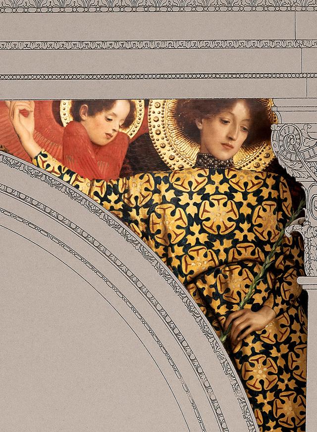 «nuda veritas» («Обнаженная истина»), Густава Климта, 1899