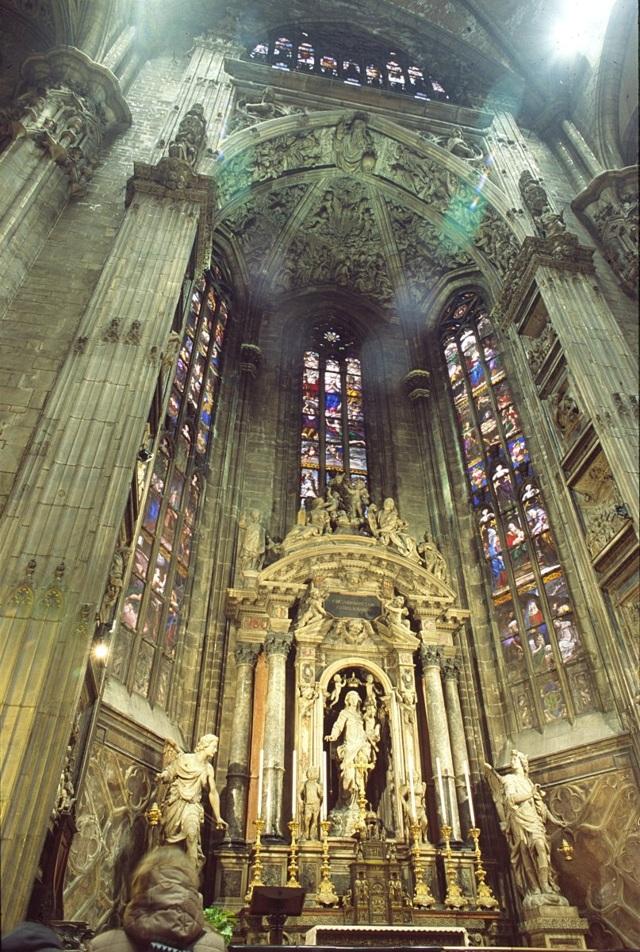 Миланский (кафедральный) собор, Милан