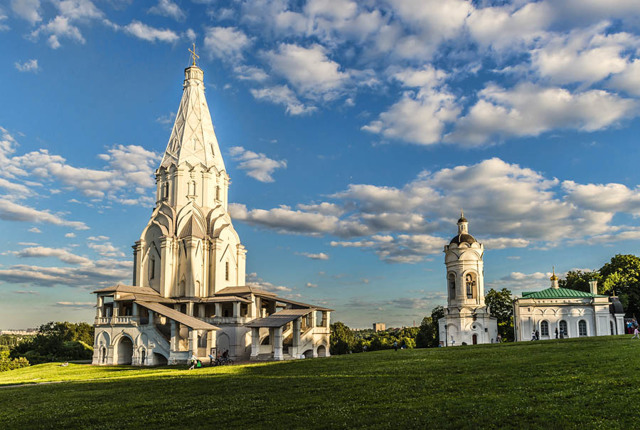 Музей-усадьба Коломенское, Россия