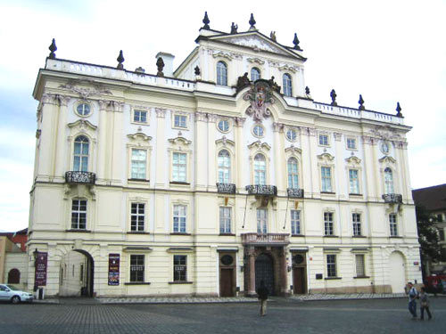 Штернбергский дворец в Праге, Чехия