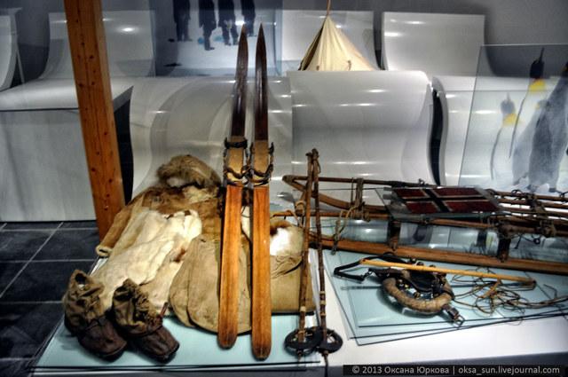 Музей лыж, Осло, Норвегия