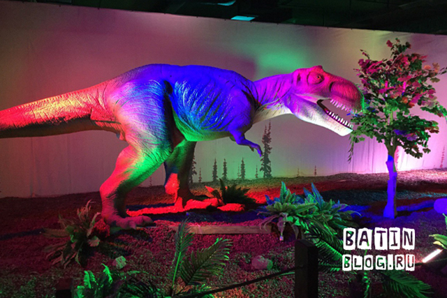 Музей динозавров в Москве: адрес, часы работы, фото