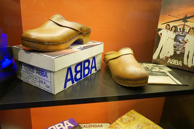 Музей группы Абба в Стокгольме, Швеция