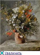 Собирание цветов, Пьер Огюст Ренуар, 1875