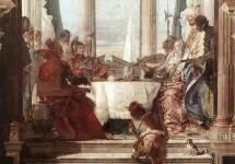 Джованни Баттиста Тьеполо, биография и картины
