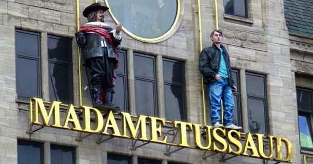 Музей мадам Тюссо в Берлине, Германия