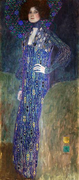Три возраста женщины, Густава Климта, 1905