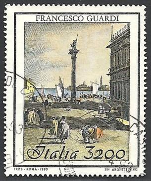 Франческо Гварди, биография и картины