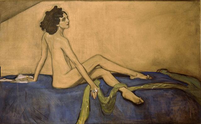 «Девочка с персиками», Серов — Описание и ВидеоОбзор Картины