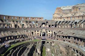 Колизей в Риме - Италия. Адрес  и видео Колизея