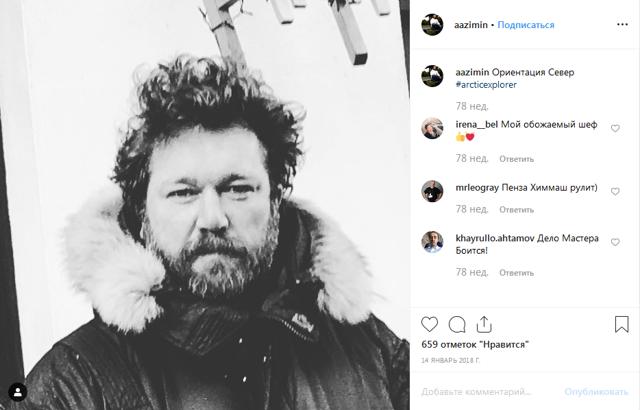 Зимин Алексей Владимирович - биография и картины