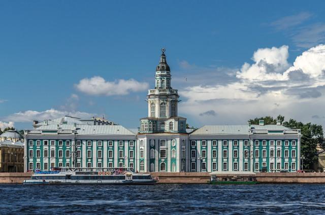 Кунсткамера в Санкт-Петербурге: адрес, как добраться, карта