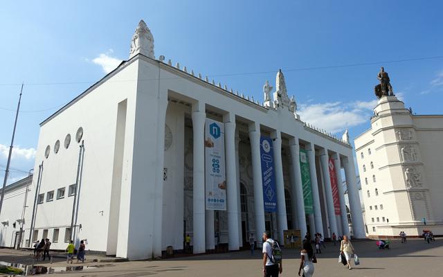 Политехнический музей в Москве, Россия