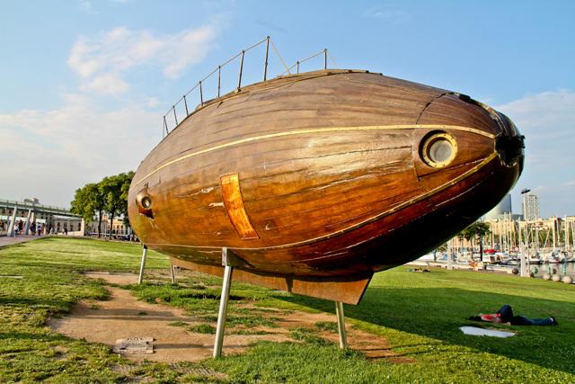 Морской музей, Барселона: фото, адрес, карта