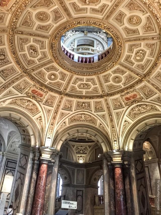 Музей истории искусств, Вена, Австрия