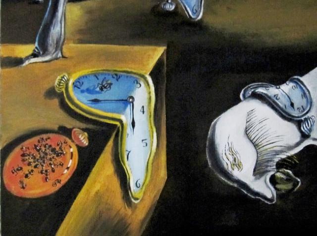 Картина «Постоянство памяти» Сальвадора Дали — Описание и ВидеоОбзор