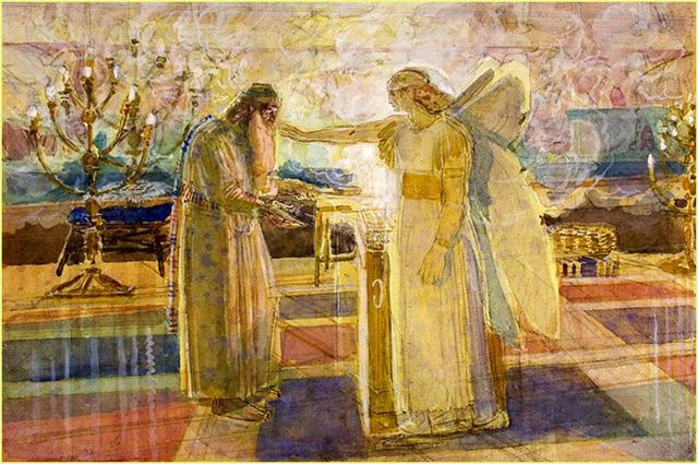 Александр Андреевич Иванов, картины и биография