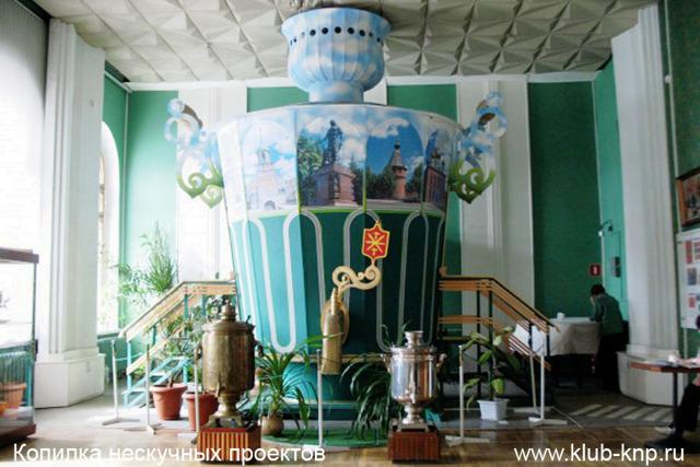 Музей самоваров, Тула, Россия
