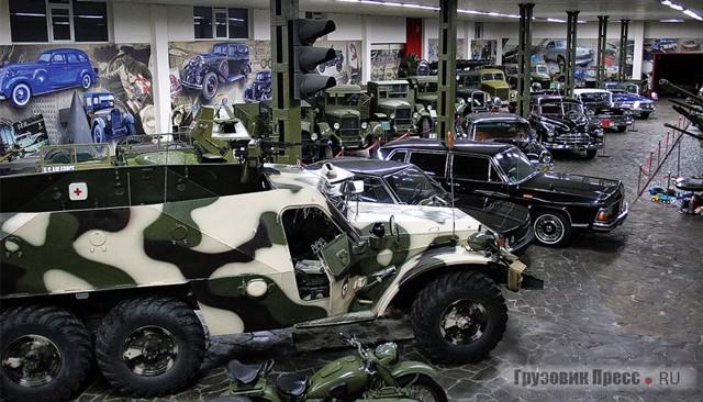 Музей Техники «Фаэтон», Украина