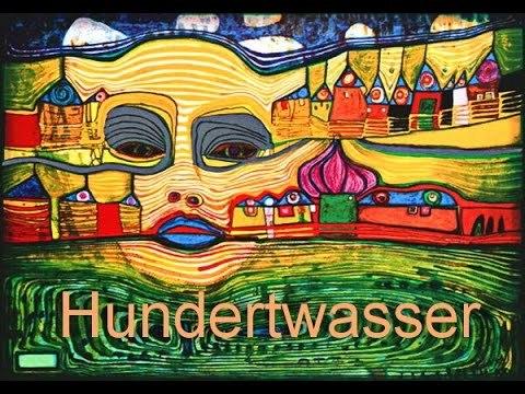 Фриденсрайх Хундертвассер: картины, биография