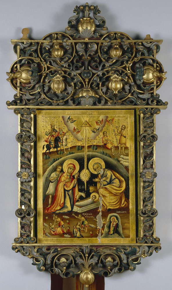 Рождество Христово, Федерико Бароччи, 1597