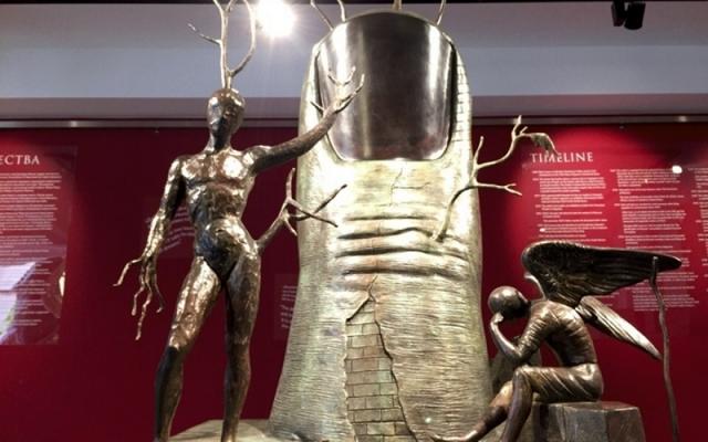 Скульптуры Сальвадора Дали: фото, описание