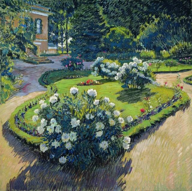Весна, С. А. Виноградов, 1911